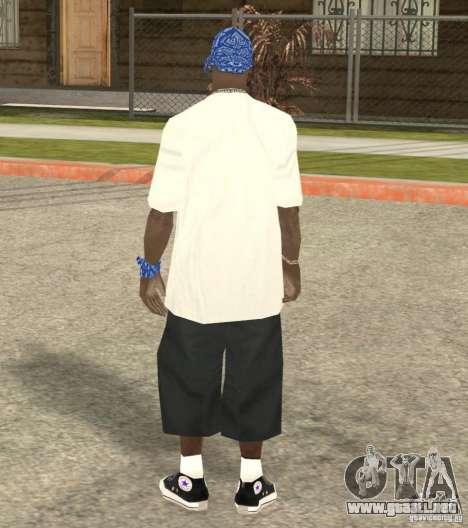 Compton Crips para GTA San Andreas sexta pantalla
