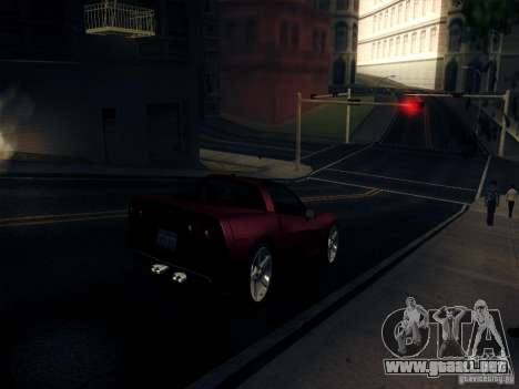 ENBSeries by muSHa para GTA San Andreas octavo de pantalla