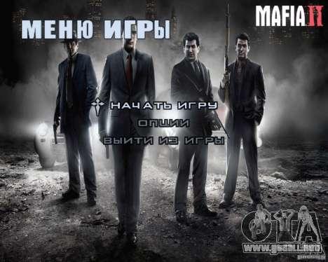 Pantallas de carga de Mafia 2 para GTA San Andreas