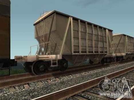 Tolva de cemento para GTA San Andreas