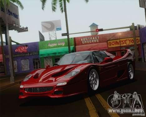 Optix ENBSeries para PC de gran alcance para GTA San Andreas tercera pantalla