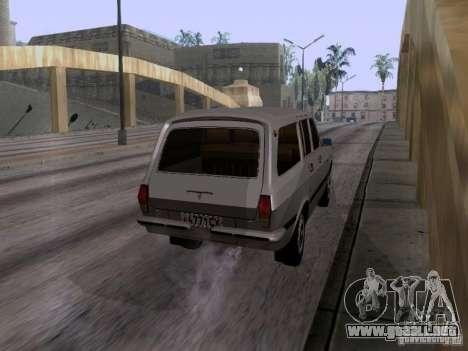Volga GAZ 24-12 SL para GTA San Andreas left