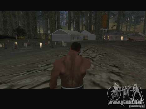 Scary Town Killers para GTA San Andreas sucesivamente de pantalla
