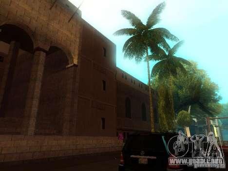 City Hall Los Angeles para GTA San Andreas tercera pantalla