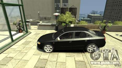 Audi S4 Quattro para GTA 4 left