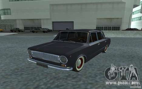 Estilo Retro VAZ-2101 para GTA San Andreas