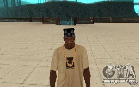 Vidrio de Bandana para GTA San Andreas