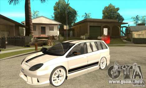 Citroen C5 Break para GTA San Andreas