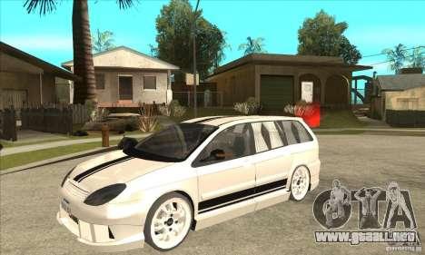 Citroen C5 Break para GTA San Andreas