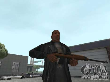 M1A1 Carbine para GTA San Andreas