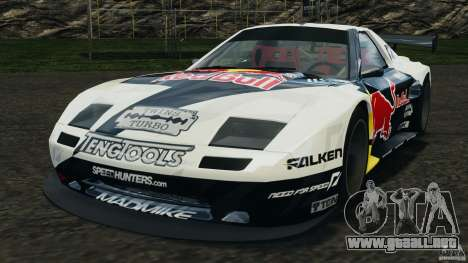 Mazda RX-7 Mad Mike para GTA 4