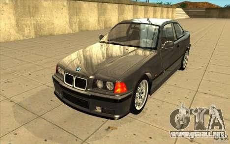 BMW E36 M3 - Stock para GTA San Andreas