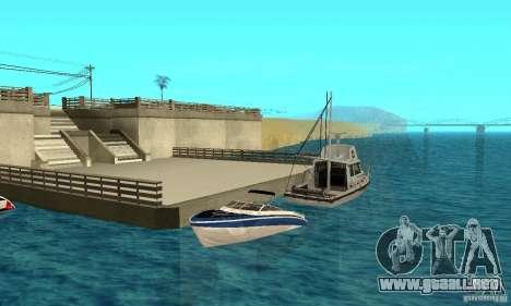 GTAIV Tropic para GTA San Andreas interior