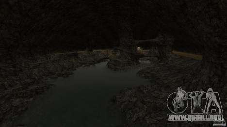 Countryside Mountains V para GTA 4 octavo de pantalla