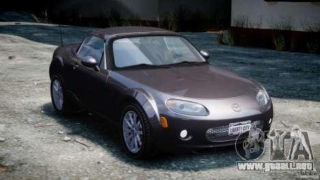 Mazda MX-5 para GTA 4