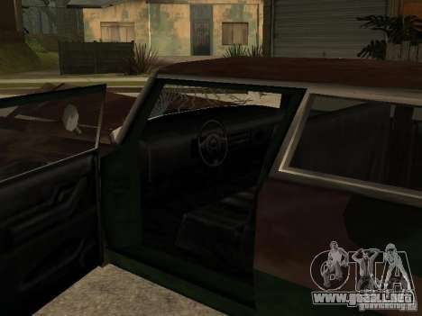 OceanicShit para visión interna GTA San Andreas