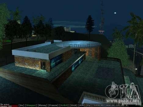 Nueva Villa Med-Dogg para GTA San Andreas sexta pantalla