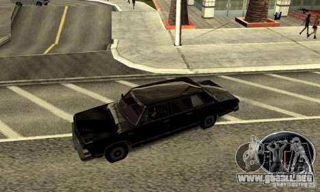 Brillo absoluto para GTA San Andreas segunda pantalla