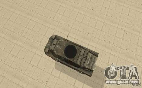 9 k 31 invierno Strela-1 para la visión correcta GTA San Andreas