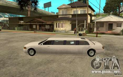 Stretch - GTA IV para GTA San Andreas left