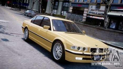BMW 750i v1.5 para GTA 4