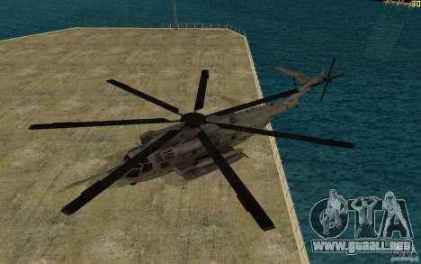 ENB v1 by Tinrion para GTA San Andreas sexta pantalla