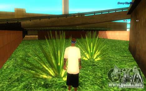 Nuevas texturas de El Corona para GTA San Andreas tercera pantalla