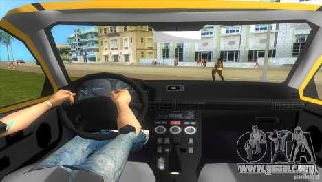 Land Rover Freelander para GTA Vice City visión correcta