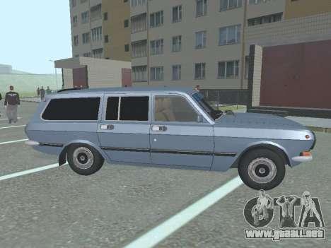 Volga GAZ-24 12 para GTA San Andreas