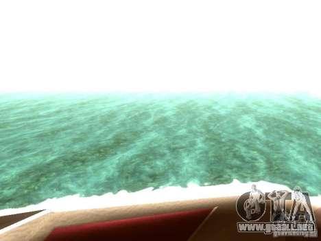Nuevo Enb series 2011 para GTA San Andreas twelth pantalla