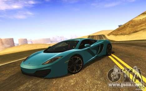 SA Illusion-S V2.0 para GTA San Andreas sucesivamente de pantalla