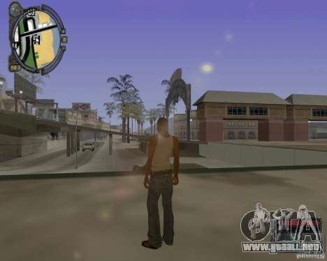 iCEnhancer beta para GTA San Andreas