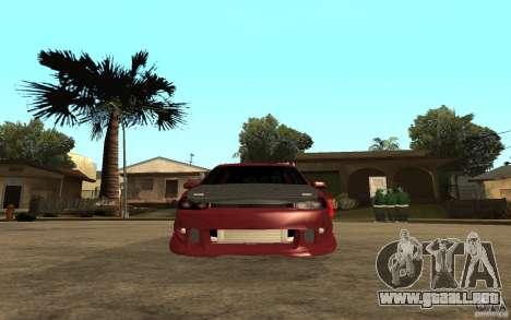 Volkswagen Golf GTI 3 Tuning para la visión correcta GTA San Andreas