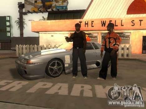 Reality GTA v2.0 para GTA San Andreas sexta pantalla