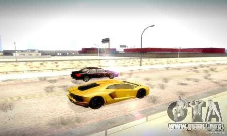 Drag Track Final para GTA San Andreas séptima pantalla