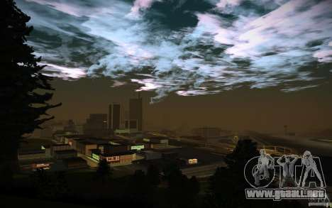 Timecyc para GTA San Andreas undécima de pantalla
