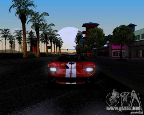 Real World v1.0 para GTA San Andreas sexta pantalla