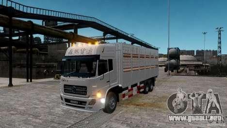 DongFeng Denon para GTA 4