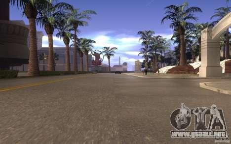 ENBSeries by muSHa v2.0 para GTA San Andreas tercera pantalla