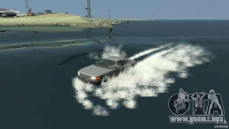 Admiral boat para GTA 4