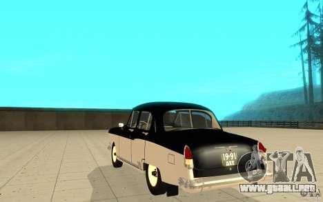 Relampago Negro para GTA San Andreas tercera pantalla