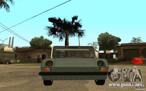 Dkns la Inválido para la visión correcta GTA San Andreas