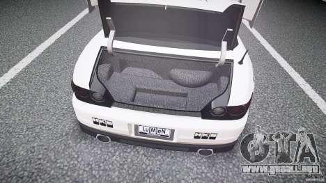 Calma Honda S2000 Tuning 2002 3 piel para GTA 4 vista interior