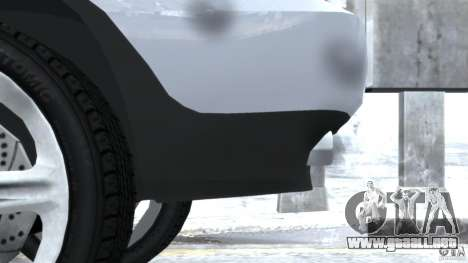 BMW X5 E53 v1.3 para GTA 4