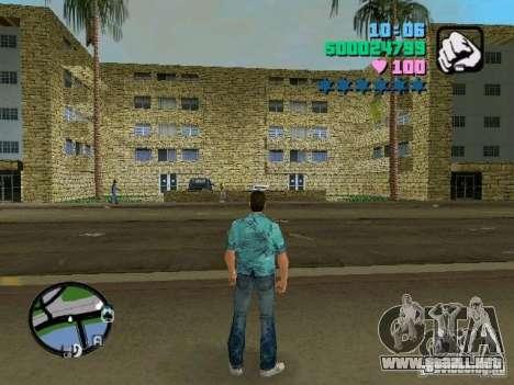 New hotel para GTA Vice City