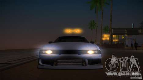 Elegy Drift para la vista superior GTA San Andreas