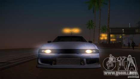 Elegy Drift para la vista superior GTA San Andreas
