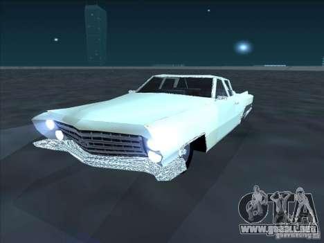 Cadillac Stella para GTA San Andreas
