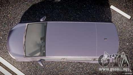 Ford Galaxy S-Max para GTA 4 visión correcta