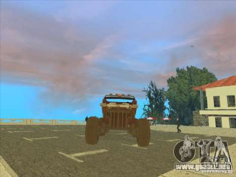 Wingy Dinghy v1.1 para GTA San Andreas left